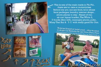 Phuken Hot in Thailand!