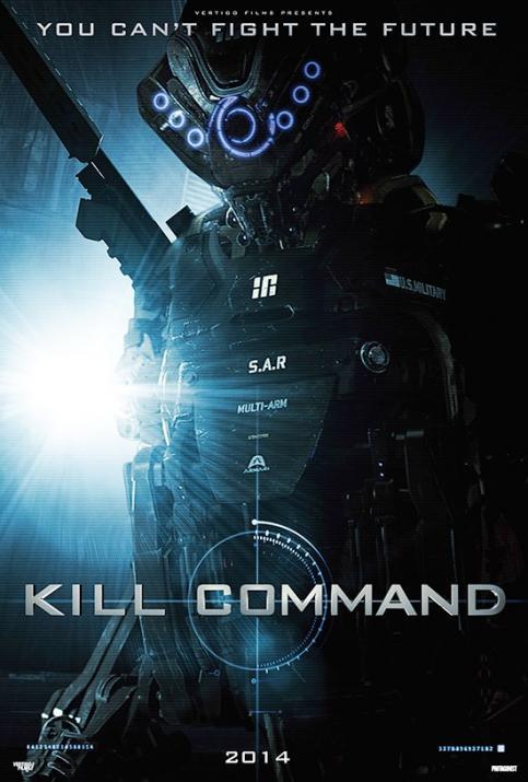 Komenda: Zabij / Kill Command (2016)  PL.720p.BDRip.Xvid.AC3-KLiO / Lektor PL