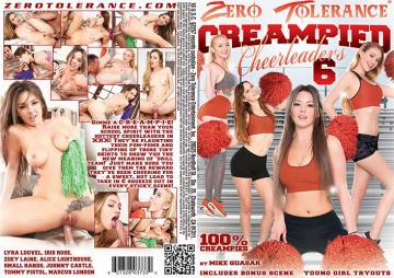 Обконченные болельщицы 6 / Creampied Cheerleaders 6 ( 2016) HDRip 1080p