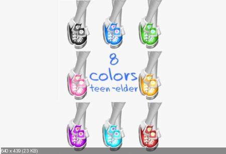 Женская обувь - Страница 6 Bcdb1aeec81c278c1d72634fb450ffff