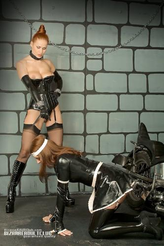 Mistress Katarina and Her housemaid