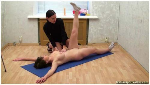Lesbiansportvideos - Veronica and Victoria (2012/HD)