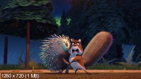 Сезон охоты: Байки из леса / Open Season: Scared Silly (2015) BDRip 720p от HELLYWOOD | iTunes