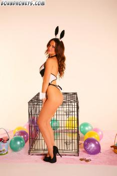 BH Bunny Gets a Treat!