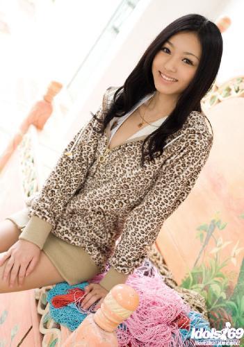 Aino Kishi - Aino Kishi Lovely Asian Model Ready For Anything