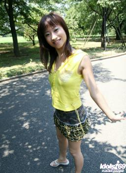 Ayumu Kase - Ayumu Kase Asian Sweetheart Is Lovely In Her Short Skirts