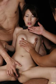 Rino Asuka - Rino Asuka gets fucked in all sorts of hot sex positions and loves it