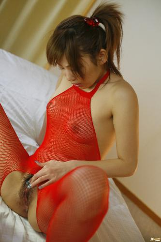 Erena Kurosawa - Sexy babe Erena Kurosawa gets pounded in the anal passage