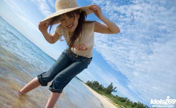 Mari Misaki - Mari Misaki Hot Asian Model Has A Nice Set Of Tits