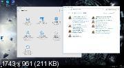 Windows 10 x86/x64 Enterprise v.57.16 UralSOFT (RUS/2016)