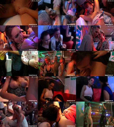 Randy Rednecks and Pigtail Poontang Part 3 - Lesbo Cam
