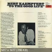 Bert Kaempfert - TO THE GOOD LIFE (1973)