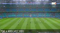 XXXI Летние Олимпийские Игры. Рио-де-Жанейро (Бразилия). Футбол. Мужчины. Группа C. 1-й тур. Мексика - Германия [04.08] (2016) IPTVRip-AVC