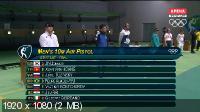 XXXI Летние Олимпийские Игры. Рио-де-Жанейро (Бразилия). Стрельба. Мужчины. Пневматический пистолет. 10 м. Финал [06.08] (2016) IPTV 1080i