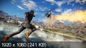Just Cause 3 - XL Edition [v 1.0.5 + 10 DLC] (2015) PC | RePack от SEYTER