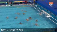 XXXI Летние Олимпийские Игры. Рио-де-Жанейро (Бразилия). Водное поло. Мужчины. Группа B. 1-й тур. США - Хорватия [06.08] (2016) IPTV 1080i
