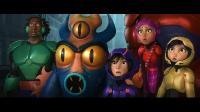 Город героев / Big Hero 6 (2014) BDRip 1080p [HEVC]
