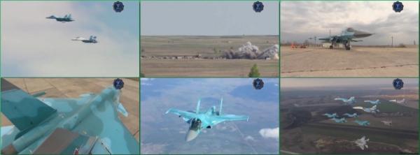 САМЫЙ - САМЫЙ. Су-34 (2015)
