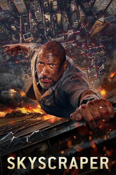 Skyscraper 2018 3D 1080p BluRay x264-PSYCHD