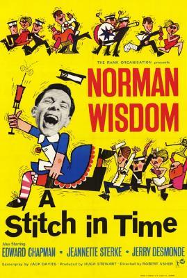 Мистер Питкин в больнице (Приключения Питкина в больнице) / A Stitch in Time (1963)