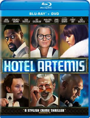 ����� ��������� / Hotel Artemis (2018) BDRemux 1080p | iTunes