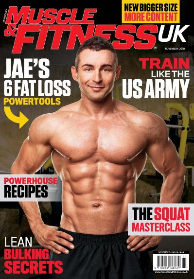 2018-11-01 Muscle and Fitness UK