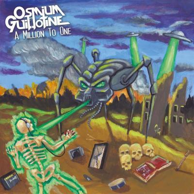 Osmium Guillotine - A Million to One  2018