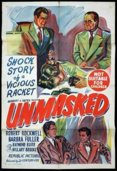 Unmasked S01E03 The Big Bad Wolf 720p WEBRip x264-CAFFEiNE