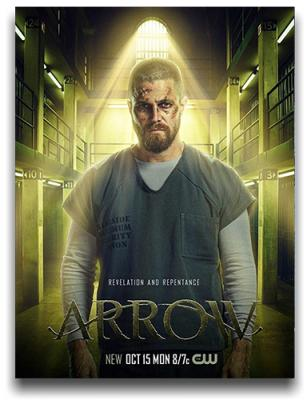 Стрела / Arrow [Сезон: 7, Серии: 1-15] (2018) WEB-DL 1080p | Newstudio
