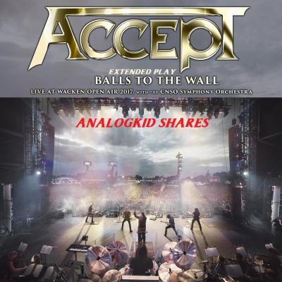 Accept - Balls To The Wall (EP) 2018 ak
