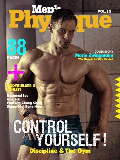 MensPhysique Malaysia Volume 13 2018