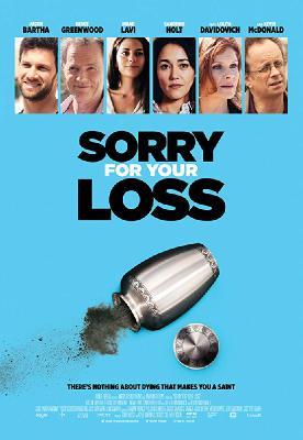 Соболезную вашей утрате / Sorry for Your Loss (2018)